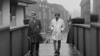 England in 1966: Racism and ignorance in the Midlands - BBC News