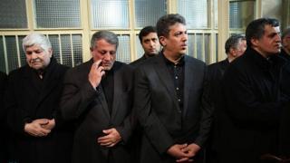 از راست: یاسر، مهدی، محسن و محمد هاشمی