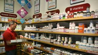 保健品商店