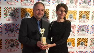 Valleys film shot in Polish city wins general award