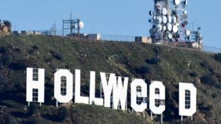 Hollywood levhası