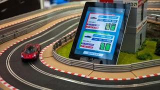 Scalextric at London Toy Fair, 2016