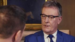 Mike Nesbitt said he expects any further negotiations to be chaired by its secretary of state