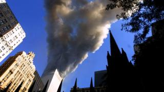 The attack on the 9/11