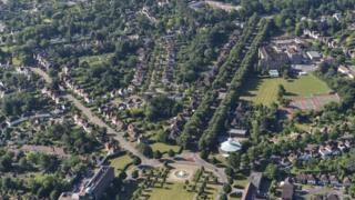 Lechworth Garden City