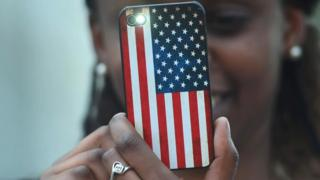 Should you take your phone to the US?