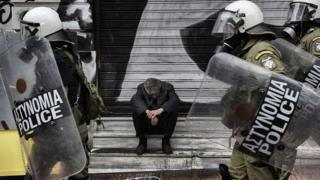 Critics have said austerity in bailed-out countries such as Greece was excessive