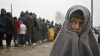 Call for 'new deal' for child refugees