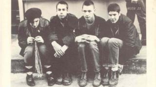 The original Beastie Boys line-up