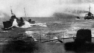 Battle of Jutland centenary marked - BBC News