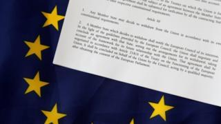 Lisbon Treaty Article 50