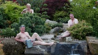 Splendid Naked Gardening Day Malvern Spring Festival Marks Event  Bbc  With Hot Naked Gardening Day Malvern Spring Festival Marks Event  Bbc News With Cool White Rattan Garden Furniture Uk Also When To Plant Garden Vegetables In Addition Garden Hire Equipment And Lake District Gardens As Well As St Ives Garden Centre Additionally Garden Tutorial From Atozhomegardencom With   Hot Naked Gardening Day Malvern Spring Festival Marks Event  Bbc  With Cool Naked Gardening Day Malvern Spring Festival Marks Event  Bbc News And Splendid White Rattan Garden Furniture Uk Also When To Plant Garden Vegetables In Addition Garden Hire Equipment From Atozhomegardencom