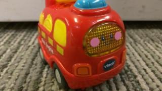 Vtech fire engine