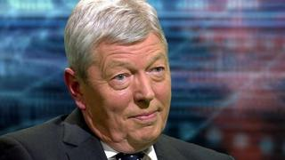 Alan Johnson MP