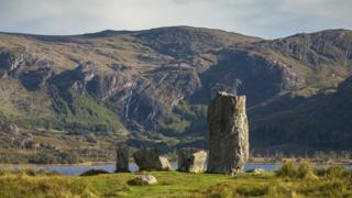 Uragh stone circle, County Kerry