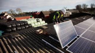 Renewables Subsidy Cuts Could Increase Energy Bills Bbc News
