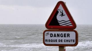 Знак опасности