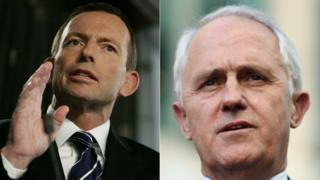 Tony Abbott / Malcolm Turnbull