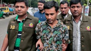 Man held over Bangladesh gay murders