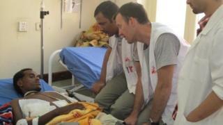 Practising medicine under fire in Yemen