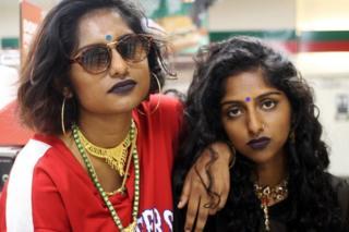 Mirusha Yogarajah and Yanusha Yogarajah