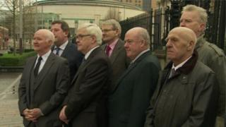 Some of the Hooded Men