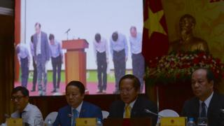 Formosa reps apologised to Vietnamese in June 2016