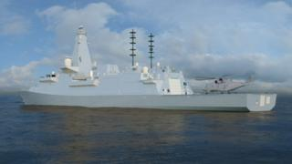 BAE Systems Type 26 frigate