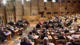 Holyrood vote