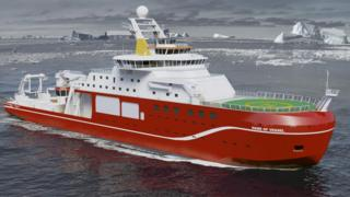 'Boaty' ship named after Attenborough