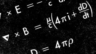 Maxwell's equations, file picture