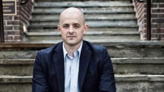 Evan McMullin is a CIA veteran and chief policy director of the House Republican Conference