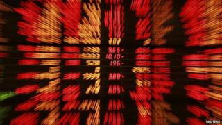 Hacked information was used to trade shares on the stock market