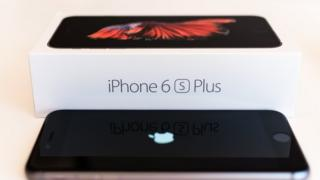 iphone 6s Plus out of box
