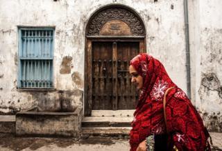 Mlango wa kitamaduni ya Zanzibar