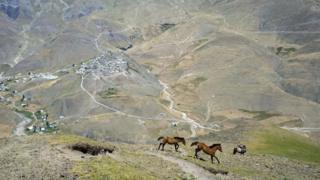 阿塞拜疆海拔最高的小镇