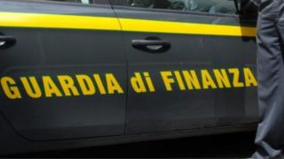 Guardia di Finanza police car