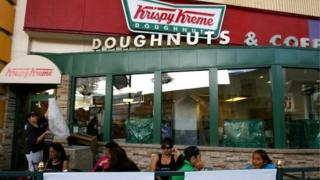 Krispy Kreme bought by coffee giant