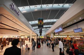 terminal Five Heathrow