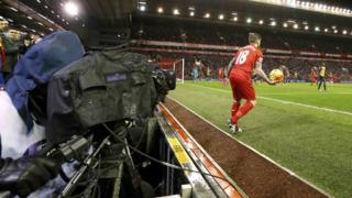Chinese firm 'eyes Liverpool FC stake'