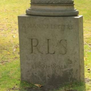 49. West Princes Street Gardens, Robert Louis Stevenson Memorial (1999)