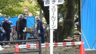 انفجار در ژاپن