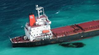 Great Barrier Reef disaster: Chinese coal ship to pay $29m