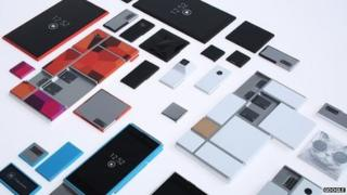 Sneak preview of Project Ara