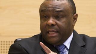 Jean-Pierre Bemba in 2010