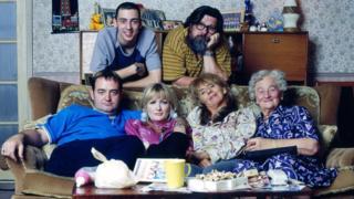 The Royle Family cast