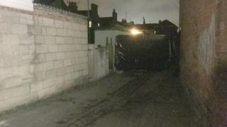 Swindon dig: Police hunt during Christopher Halliwell's former home