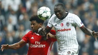 Beşiktaş-Benfica