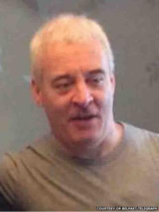 Kevin mcguigan murder ex ira man shot dead in east belfast bbc news