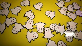 Snapchat logos